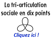 La tri-articulation sociale en dix points